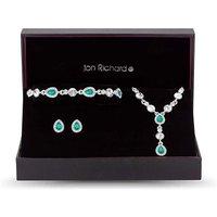 Jon Richard Peardrop Jewellery Set