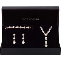 Jon Richard Crystal Jewellery Set