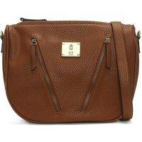 Fly London Dami Top Zip Shoulder Bag