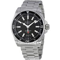 Gucci Dive Stainless Steel Gents Watch