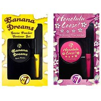W7 Banana Dreams & Honolulu Twin Pack