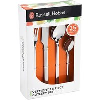 Russell Hobbs Vermont Cutlery Set of 16