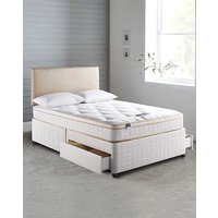 Silentnight Ella Cushiontop Ortho 2 Draw