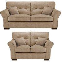 Louis 3 plus 2 Seater Sofa