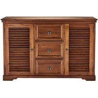 Colonial 2 Door 3 Drawer Sideboard