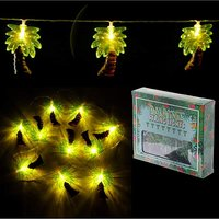 Decorative LED Light - Palm Tree String
