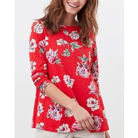 Joules Harbour Floral Swing Top.