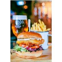 Beer Tasting and Gourmet Burger Meal - 2