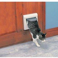 Staywell Medium 4-Way Magnetic Pet Door