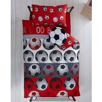 It is a Goal Football Duvet Set