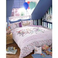 Charlie and the Choc Factory Duvet Set