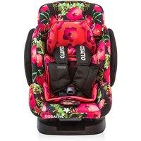 Cosatto Hug 123 Car Seat 5 point Tropico