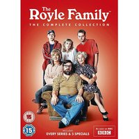 Royle Family Complete 9 Disc