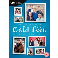 Cold Feet Series 1 to 6
