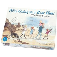 Bear Hunt Board Game