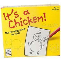 It's a Chicken Drawing Game