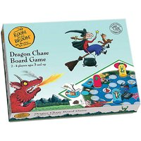 Room on the Broom Dragon Board Game