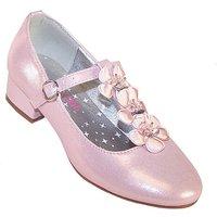 Sparkle Club Pink Heeled Shoes