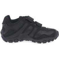 Geox Crush F Fit School Shoes.