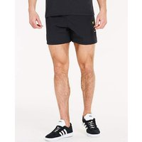 Lyle & Scott Lyle & Scott Sportswear Men's Ultra Light Running Shorts - True Black - S - Black
