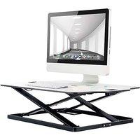 Proper Sit-Stand Desktop Workstation