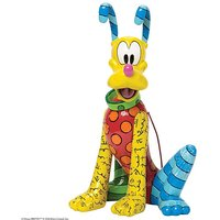 Disney Britto Pluto Figurine