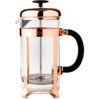 Whittard Copper 8-Cup Cafetiere