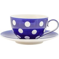 Florence Cobalt Cup & Suacer