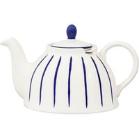 Solent Stripe Teapot with Infuser