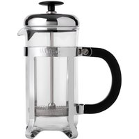 Whittard Silver 3-Cup Cafetiere