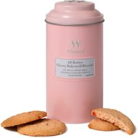 All Butter Cherry Bakewell Biscuits