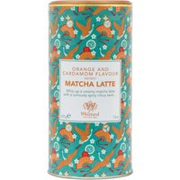 Orange and Cardamom Flavour Instant Matcha Latte