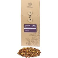 Orange Cinnamon Loose Tea Pouch, 100g