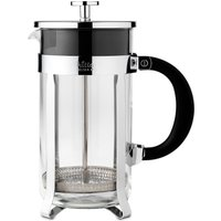 Whittard Chrome 8-cup Cafetiere