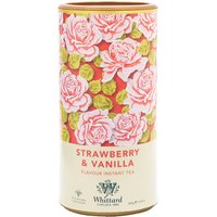 Strawberry & Vanilla Flavour Instant Tea