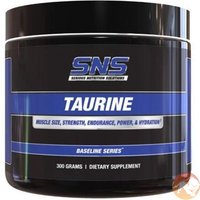 'Serious Nutrition Solutions Taurine   300g   All-in-one   Amino Acid   Bcaa & Essential Amino Acids   Enhanced Bloodflow