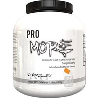 Controlled Labs Pro More Protein Blend | 55 Servings | Frosted Cinnamon Bun | Six Different Protein Sources | Protein Powder | BUY 1 GET 1 HALF PRICE