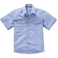 Kayak Tall Contrast Stitch Shirt