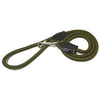 Rope Twist Lead 64 Green