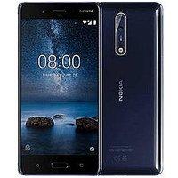 Nokia 8 4GB Polished Blue