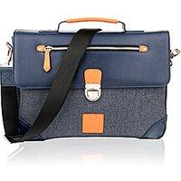 Woodland Leather 15 Satl Bag