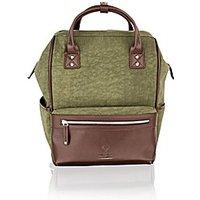 Woodland Leather 14.5 Ruck Sack