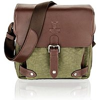 Woodland Leather 9 Small Travel Bag