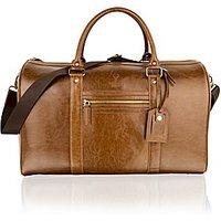 Woodland Leather 18.5 Weekend Bag