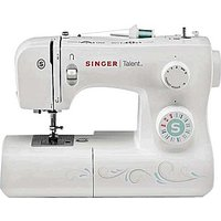 Singer Talent Sewing Machine - White