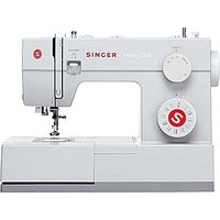 Singer Heavy Duty Metal Sewing Machine