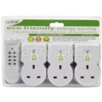 Remote Control 13Amp. Type Sockets