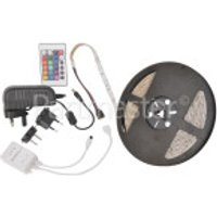 5m DIY Multi-Colour LED Tape Kit