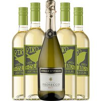 South African Sauvignon Blanc and Prosecco 6 Bottle Case