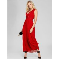 Guess Marciano Pleated Dress